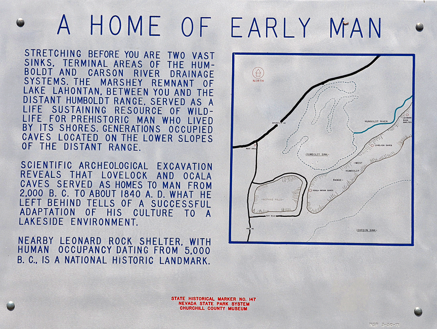 A Home of Early Man