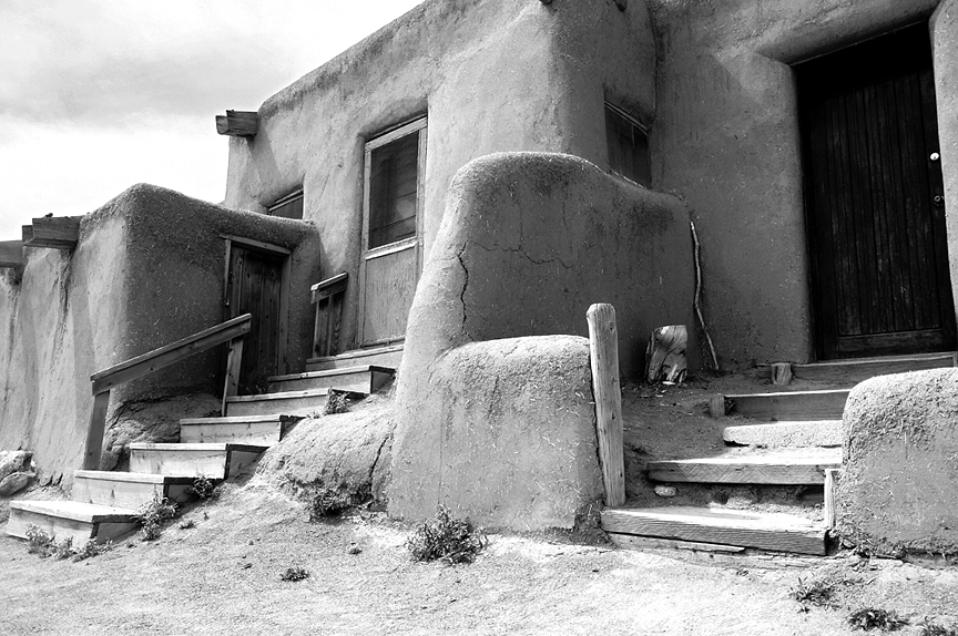 The Lost City, once home to the Anasazi in Nevada