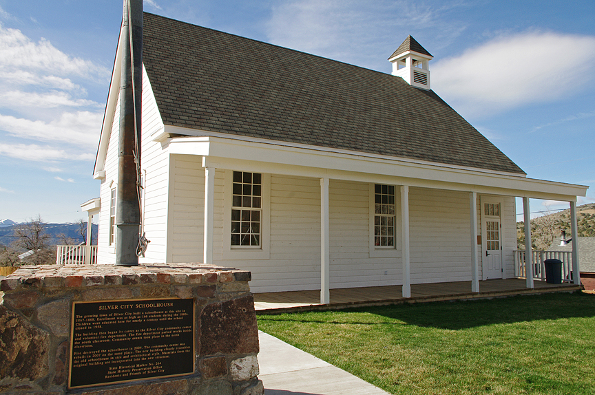 Silver City School House