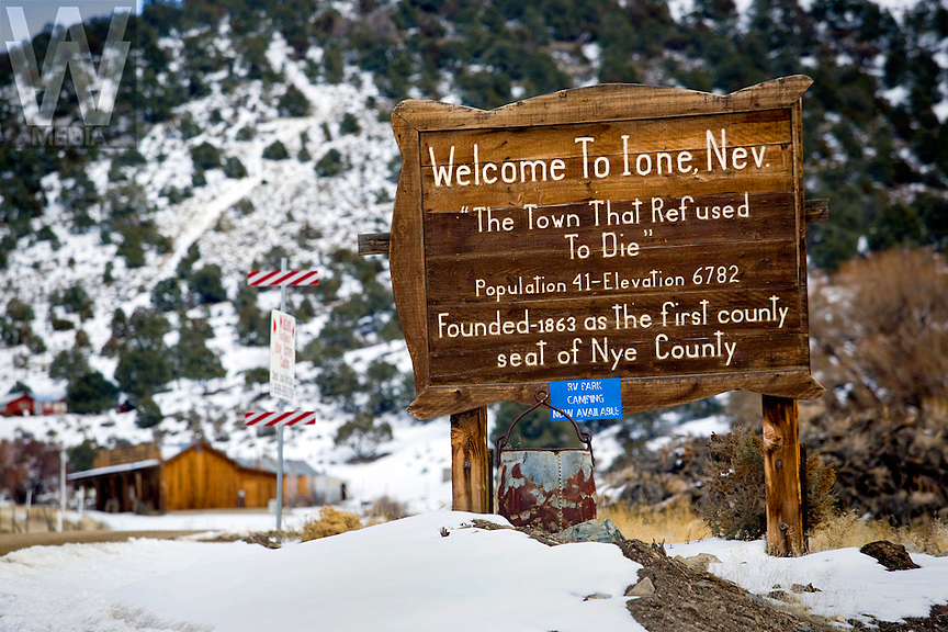 [159] Welcome to Ione, Nevada