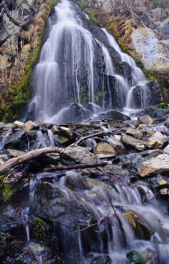 Kings Canyon Falls